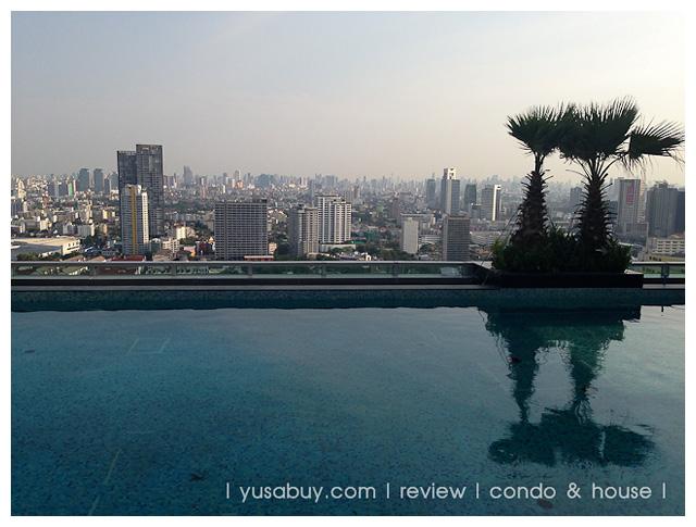 Infinity Edge Pool มุมนี้ได้อารมณ์ marina bay sands ที่สิงคโปร์เหมือนกันนะ