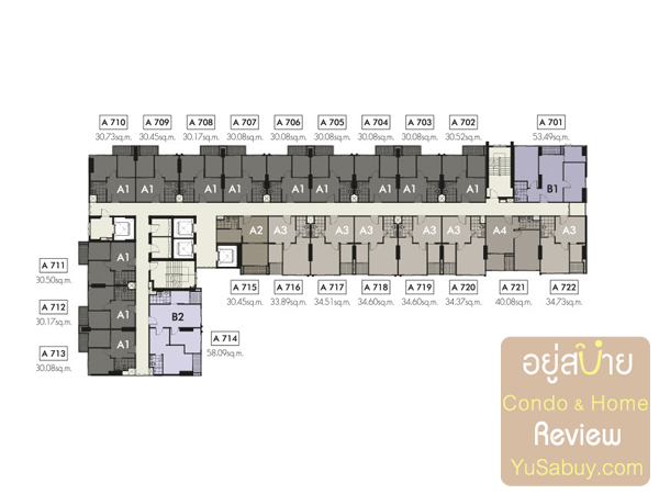 Typical Floor Plan Building A
